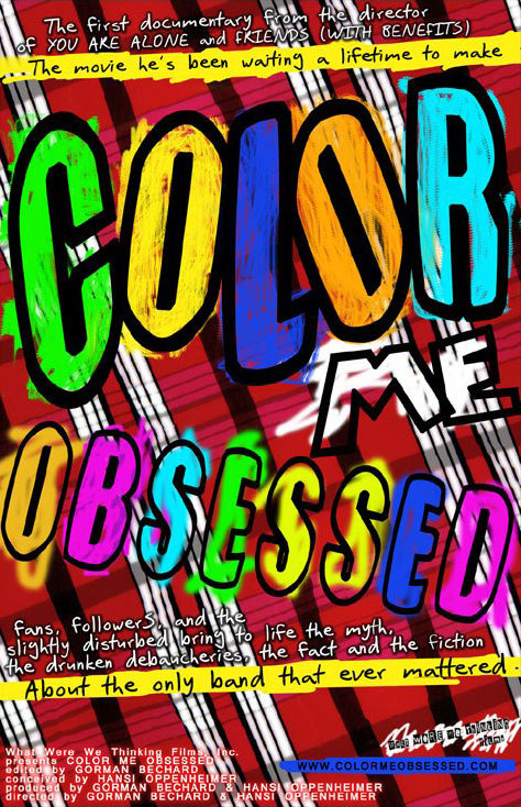 Color Me Obsessed · Film Review Central